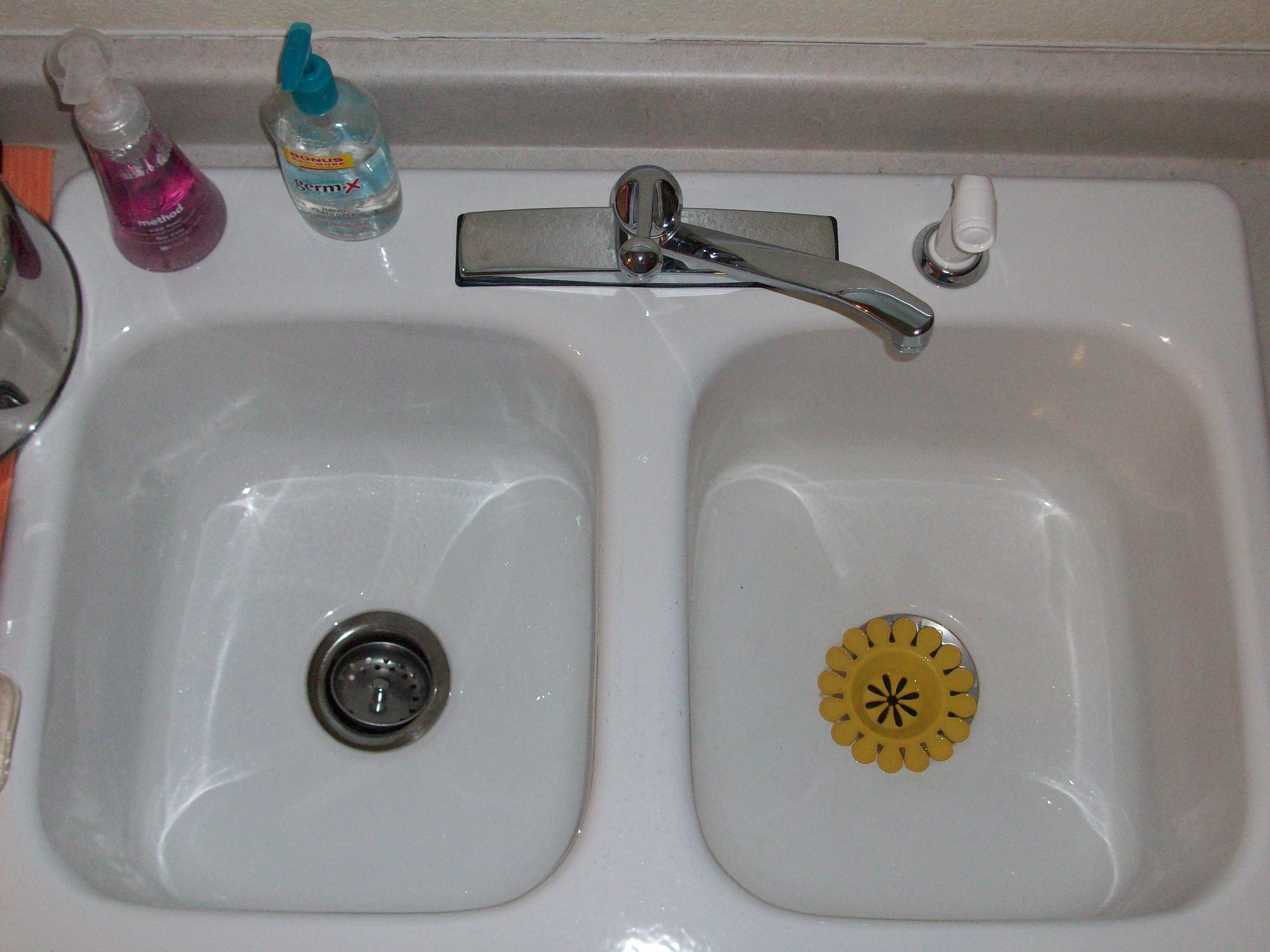 My amazing kitchen sink!