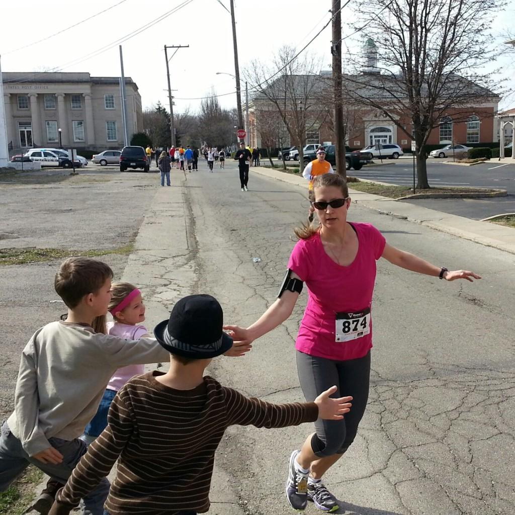 Xenia Half Marathon 2013