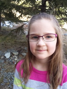 Rachael bifocals